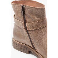 Felmini CREPA Ankle boot noumerat camel. Brązowe botki damskie skórzane marki Felmini. Za 549,00 zł.