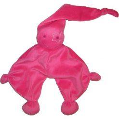 Przytulanki i maskotki: Chusta przytulanka w kolorze różowym