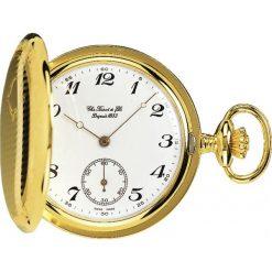 RABAT ZEGAREK TISSOT T-POCKET T83.4.402.12. Białe zegarki męskie TISSOT, z mosiądzu. W wyprzedaży za 1755,60 zł.