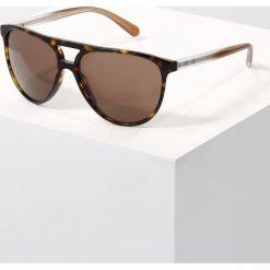Burberry Okulary przeciwsłoneczne havana/brown. Czarne okulary przeciwsłoneczne damskie lenonki marki Burberry. Za 719,00 zł.