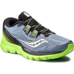 Buty SAUCONY - Zealot Iso 3 S20369-1 Gry/Blk/Slm. Szare buty do biegania męskie Saucony, z materiału. W wyprzedaży za 349,00 zł.