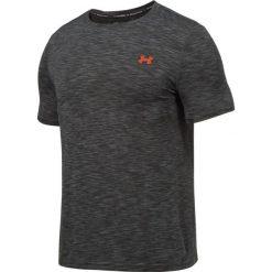 Under Armour Koszulka męska Under Armour Threadborne Seamless M grafitowa r. XL (1289596-008). Szare koszulki sportowe męskie marki Under Armour, z elastanu, sportowe. Za 142,87 zł.