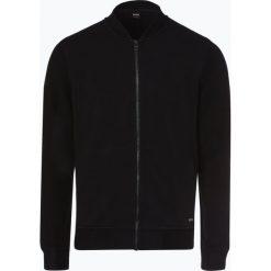 BOSS Casual - Męska bluza rozpinana – Zorn, czarny. Czarne bluzy męskie rozpinane BOSS Casual, m, z bawełny. Za 549,95 zł.
