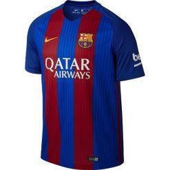 Nike Koszulka męska FCB M SS HM Stadium JSY niebiesko-czerwona r. L (776850 415). Czerwone koszulki do piłki nożnej męskie marki Nike, l. Za 229,00 zł.
