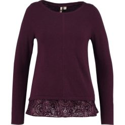 Swetry klasyczne damskie: White Stuff Sweter harlem plum