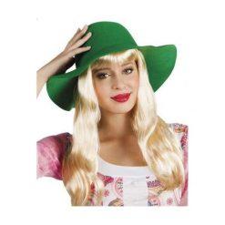 Kapelusz damski zielony. Zielone kapelusze damskie marki ASTER. Za 39,97 zł.