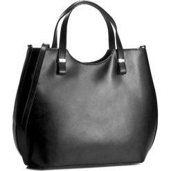 Torebka CREOLE - RBI10165 Czarny. Czarne torebki klasyczne damskie Creole, ze skóry. W wyprzedaży za 259,00 zł.
