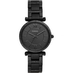 Fossil - Zegarek ES4488. Różowe zegarki damskie marki Fossil, szklane. Za 669,90 zł.