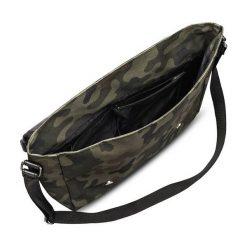 DIEGO Torba męska listonoszka na ramię Moro. Zielone torby na ramię męskie marki Solier, moro, z tkaniny. Za 109,90 zł.