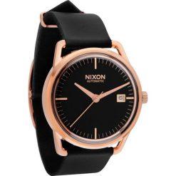 Zegarki damskie: Zegarek damski Rose Gold Black Nixon Mellor Automatic A1992098