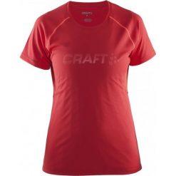 Bluzki asymetryczne: Craft Koszulka damska Prime SS Tee Czerwona r. M (1903174-2441)