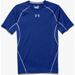 T-shirty męskie: Under Armour Koszulka HeatGear Compression Shortsleeve rozmiar L granatowa