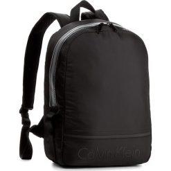 Plecak CALVIN KLEIN BLACK LABEL - Matthew Backpack K50K502825 001. Czarne plecaki męskie marki Calvin Klein Black Label, z materiału. W wyprzedaży za 299,00 zł.
