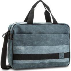 Torba na laptopa STRELLSON - Finchley 4010002331 Dark Blue 402. Niebieskie plecaki męskie Strellson, z nubiku. W wyprzedaży za 299,00 zł.