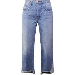 J Brand WYNNE Jeansy Relaxed Fit blue. Szare jeansy damskie relaxed fit marki J Brand, z bawełny. W wyprzedaży za 631,60 zł.