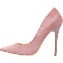 Szpilki: Office SHOP Szpilki blush pink