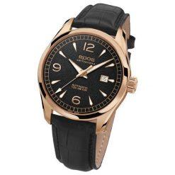 ZEGAREK EPOS Passion 3401.132.24.55.25. Czarne zegarki męskie EPOS, ze stali. Za 5400,00 zł.