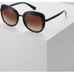 Emporio Armani Okulary przeciwsłoneczne brown gradient. Brązowe okulary przeciwsłoneczne damskie aviatory Emporio Armani. Za 569,00 zł.