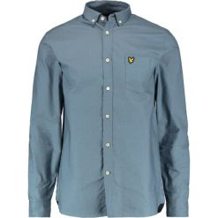 Koszule męskie na spinki: Lyle & Scott OXFORD Koszula mist blue