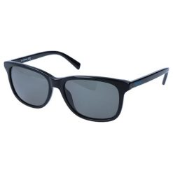 """Okulary przeciwsłoneczne damskie aviatory: Okulary przeciwsłoneczne """"JC671S 01N"""" w kolorze czarnym"""