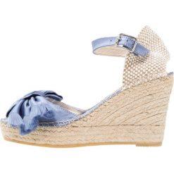 Rzymianki damskie: Vidorreta Sandały na obcasie jeans