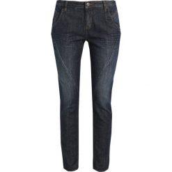 Opus LEVY  Jeansy Slim fit blue rinsed. Niebieskie jeansy damskie Opus. W wyprzedaży za 255,20 zł.