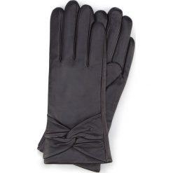Rękawiczki damskie 39-6-572-1. Czarne rękawiczki damskie Wittchen. Za 99,00 zł.