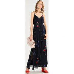 IVY & OAK STRAP DRESS Sukienka letnia black. Czarne sukienki letnie IVY & OAK, z materiału. W wyprzedaży za 468,30 zł.