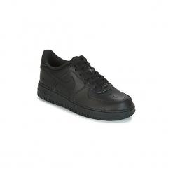 Buty Dziecko Nike  AIR FORCE 1 CADET. Czarne trampki chłopięce Nike. Za 239,49 zł.