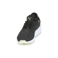 Buty do biegania Puma  BLAZE CAGE EVOKNIT. Czarne buty do biegania damskie marki Puma. Za 370,30 zł.