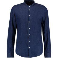 Koszule męskie na spinki: Seidensticker MANDARIN SLIM FIT Koszula dunkelblau