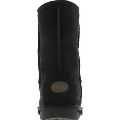 Emu - Buty Stinger Lo. Czarne buty zimowe damskie EMU Australia, z materiału. W wyprzedaży za 579,90 zł.