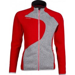High Point Sweter Damski Skywool 3.0 Lady Sweatshirt Red/Grey S. Niebieskie swetry klasyczne damskie marki High Point, l. Za 449,00 zł.