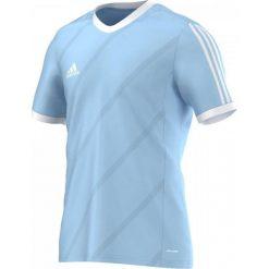 Odzież sportowa męska: Adidas Koszulka piłkarska męska Tabela 14 niebiesko-biała r. L (F50281)