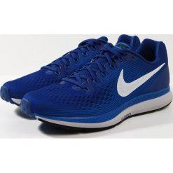 Nike Performance AIR ZOOM PEGASUS 34 Obuwie do biegania treningowe gym blue/sailblue/vast grey black. Niebieskie buty do biegania męskie marki Nike Performance, z materiału. Za 499,00 zł.