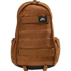 Plecaki męskie: Nike SB SOLID Plecak ale brown/black