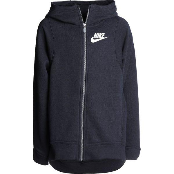 różne kolory sprzedawca detaliczny sklep internetowy Nike Performance HOODIE Bluza rozpinana black - Czarne bluzy ...