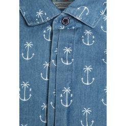 Scotch Shrunk Koszula blue. Niebieskie bluzki dziewczęce bawełniane marki Scotch Shrunk. W wyprzedaży za 237,15 zł.