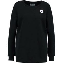 Bluzy damskie: Converse CORE CREW  Bluza black