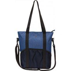 Torba na ramię damska TPD604 - denim melanż - Outhorn. Szare torebki klasyczne damskie Outhorn, melanż, z denimu. W wyprzedaży za 34,99 zł.