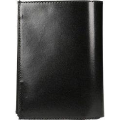 Portfel męski LAZIO. Czarne portfele męskie marki Gino Rossi, ze skóry. Za 299,90 zł.
