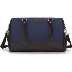 Torby podróżne: Męska torba sportowy styl Solier FRASER niebieski