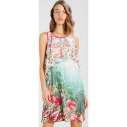 Sukienki hiszpanki: Smash LIVANA Sukienka z dżerseju fuchsia