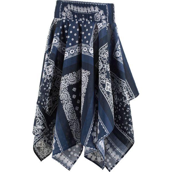 37163cbf2375 Niebieskie spódnice ciążowe - Promocja. Nawet -50%! - Kolekcja wiosna 2019  - myBaze.com