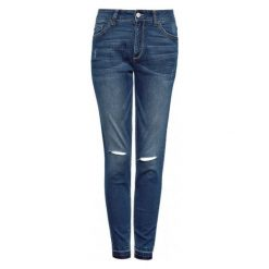 Q/S Designed By Jeansy Damskie 38 Niebieski. Niebieskie jeansy damskie marki Q/S designed by. W wyprzedaży za 169,00 zł.