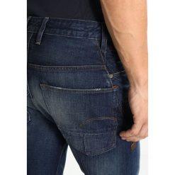 GStar LANC 3D TAPERED Jeansy Zwężane higa denim. Niebieskie rurki męskie G-Star. W wyprzedaży za 365,40 zł.