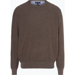 Swetry klasyczne męskie: Andrew James – Sweter męski, brązowy