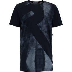 T-shirty męskie z nadrukiem: Redskins MATRIX/STREAMY Tshirt z nadrukiem grey