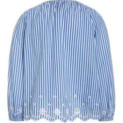Polo Ralph Lauren BENGAL Bluzka blue/white. Niebieskie t-shirty chłopięce Polo Ralph Lauren, z bawełny. Za 299,00 zł.