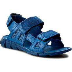 Sandały męskie: Sandały ECCO - Intrinsic Sandal 70555257995 Bermuda Blue/Cobalt